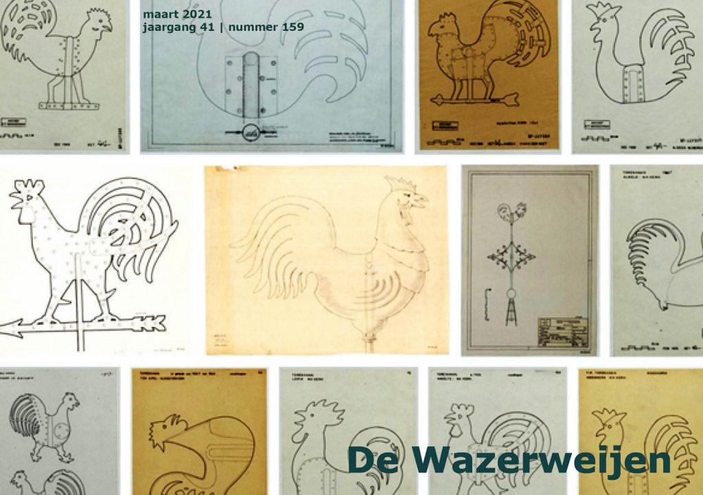 Wazerweijen 159 voorblad